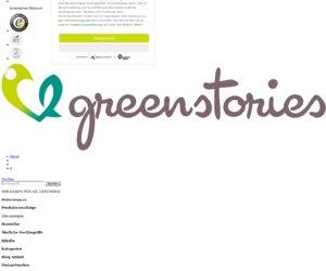 greenstories.de Cashback