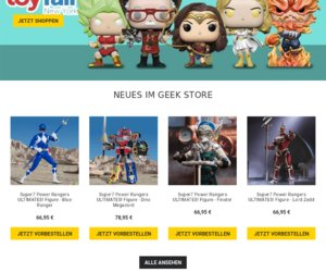 My Geek Box Cashback