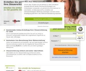 Lohnsteuer-kompakt.de  Cashback
