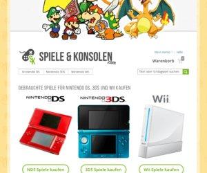 SpieleundKonsolen.com Cashback