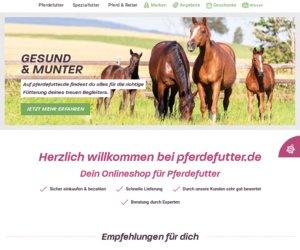 Pferdefutter.de Cashback