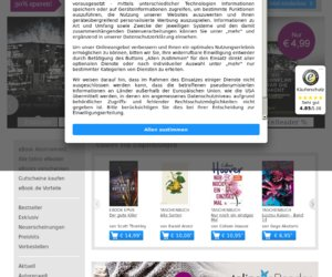 eBook.de Cashback