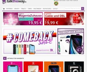 talkthisway.de Cashback