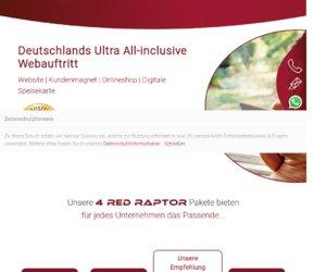 RED RAPTOR Page Cashback