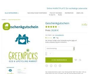 Greenpicks Cashback