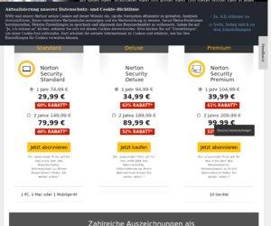 Norton by Symantec Cashback