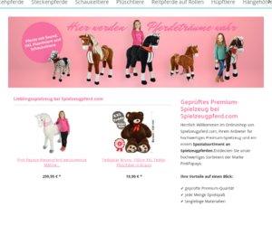 Spielzeugpferd.com Cashback