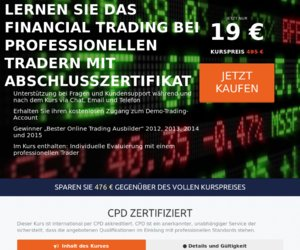 Financial Trading Cashback