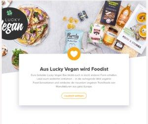 Lucky Vegan Shop Cashback