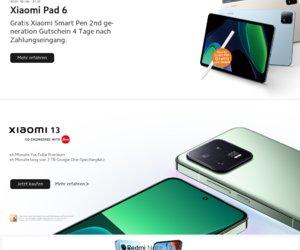 Xiaomi Cashback
