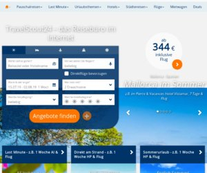 TravelScout24   Cashback