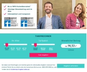 SmileProtect.de  Ihre Zahnzusatzversicherung Cashback
