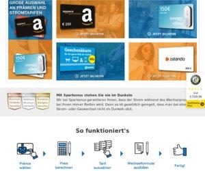 Sparbonus.com Cashback