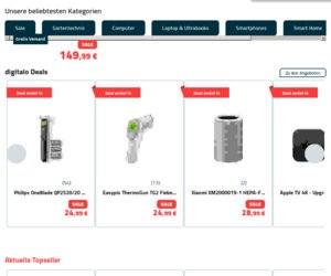 Digitalo Cashback