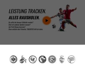 Tracktics.com Cashback