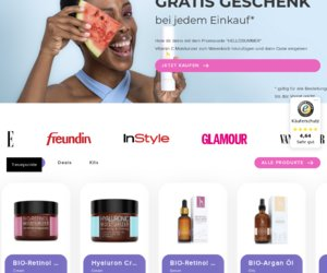 Mother Nature Cosmetics Cashback