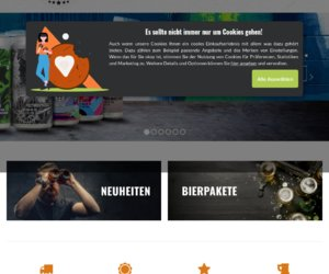 CraftBeerShop.com Cashback