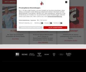 1. FC Köln Cashback
