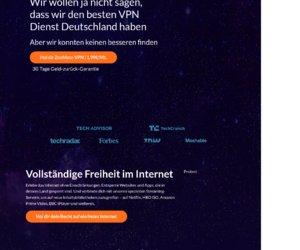 ZenMate VPN  INT Cashback