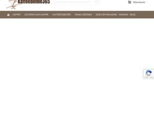 Kaffeebohne365 Cashback
