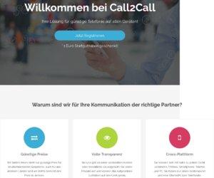 Call2Call Cashback