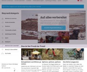 Checkfrank.de Cashback