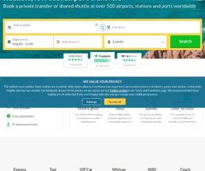 Suntransfers.com Cashback