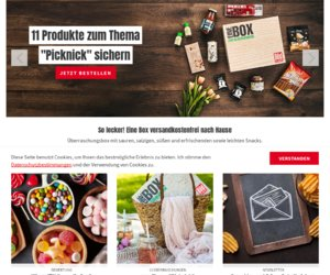 BILD am SONNTAGBox: Living, Inspiration & Trends Cashback