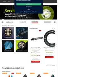 Dartshop.org Cashback
