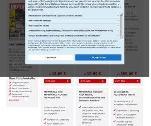 Motor Presse Stuttgart  Shop Cashback