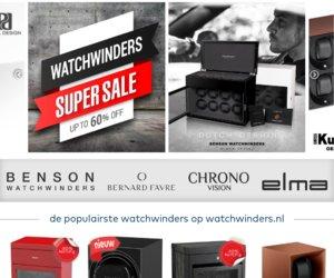 Watchwinders Cashback
