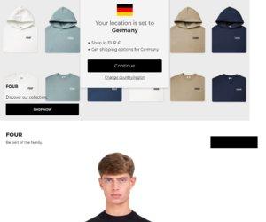 FourAmsterdam.com Cashback