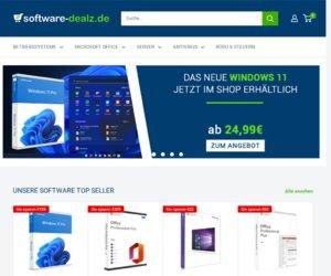 SoftwareDealz.de Cashback